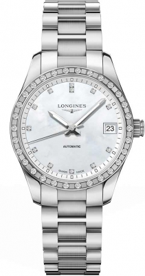 Longines Conquest Classic Automatic 34mm L2.385.0.87.6