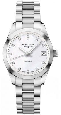 Longines Conquest Classic Automatic 34mm L2.385.4.87.6