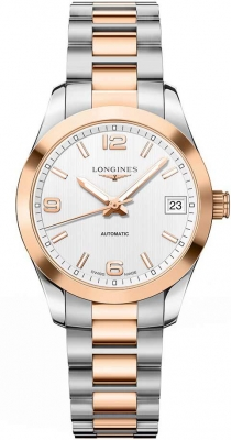 Longines Conquest Classic Automatic 34mm L2.385.5.76.7