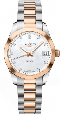 Longines Conquest Classic Automatic 34mm L2.385.5.87.7
