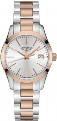 Longines Conquest Classic Quartz 34mm L2.386.3.72.7