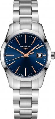 Longines Conquest Classic Quartz 34mm L2.386.4.92.6