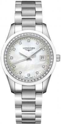 Longines Conquest Classic Quartz 36mm L2.387.0.87.6