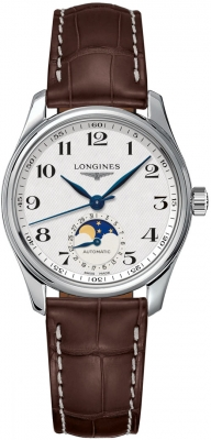 Longines Master Automatic Moonphase 34mm L2.409.4.78.3