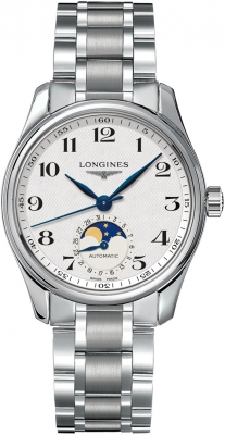 Longines Master Automatic Moonphase 34mm L2.409.4.78.6