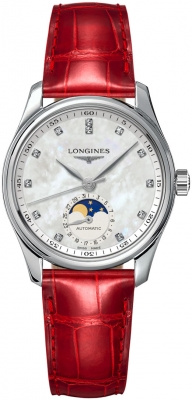 Longines Master Automatic Moonphase 34mm L2.409.4.87.2