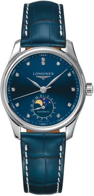 Longines Master Automatic Moonphase 34mm L2.409.4.97.0