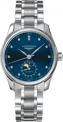 Longines Master Automatic Moonphase 34mm L2.409.4.97.6