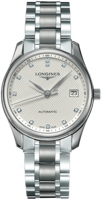 Longines Master Automatic 36mm L2.518.4.77.6