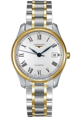 Longines Master Automatic 36mm L2.518.5.11.7