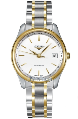 Longines Master Automatic 36mm L2.518.5.12.7