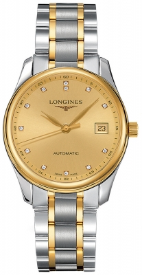 Longines Master Automatic 36mm L2.518.5.37.7