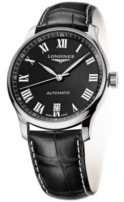 Longines Master Automatic 38.5mm L2.628.4.51.7