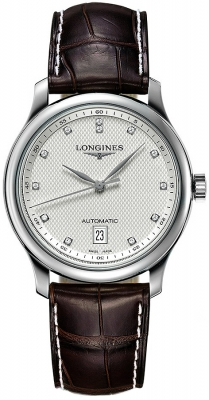 Longines Master Automatic 38.5mm L2.628.4.77.3