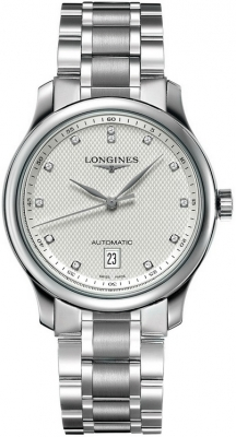Longines Master Automatic 38.5mm L2.628.4.77.6