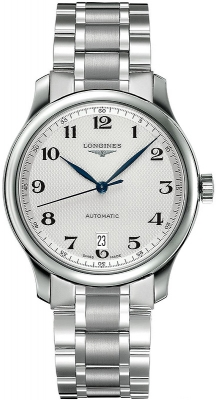 Longines Master Automatic 38.5mm L2.628.4.78.6