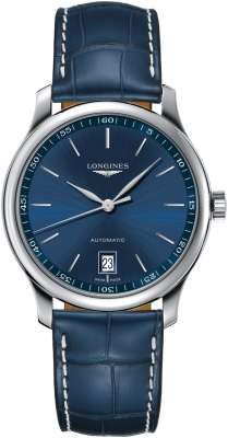Longines Master Automatic 38.5mm L2.628.4.92.0