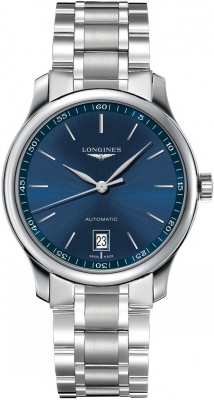 Longines Master Automatic 38.5mm L2.628.4.92.6