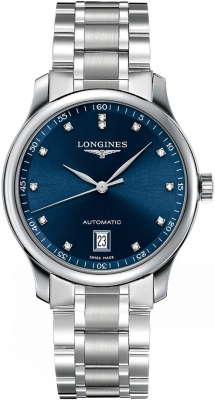 Longines Master Automatic 38.5mm L2.628.4.97.6