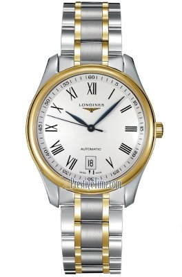 Longines Master Automatic 38.5mm L2.628.5.11.7