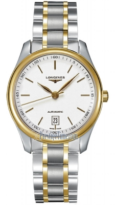 Longines Master Automatic 38.5mm L2.628.5.12.7