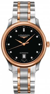 Longines Master Automatic 38.5mm L2.628.5.59.7