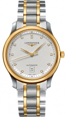 Longines Master Automatic 38.5mm L2.628.5.77.7