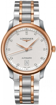 Longines Master Automatic 38.5mm L2.628.5.97.7