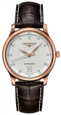 Longines Master Automatic 38.5mm L2.628.8.77.3