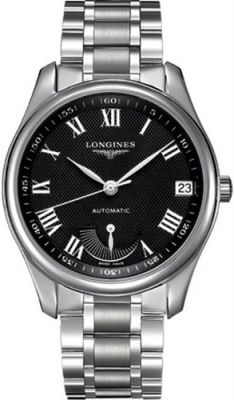 Longines Master Power Reserve 42mm L2.666.4.51.6