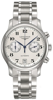 Longines Master Automatic Chronograph 38.5mm L2.669.4.78.6