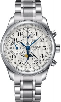 Longines Master Complications L2.673.4.78.6