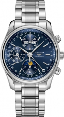 Longines Master Complications L2.673.4.92.6