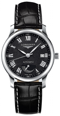 Longines Master Power Reserve 38mm L2.708.4.51.7