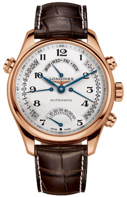 Longines Master Retrograde Seconds 44mm L2.717.8.78.3