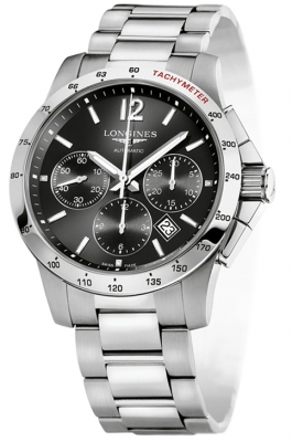 Longines Conquest Automatic Chronograph 41mm L2.743.4.56.6