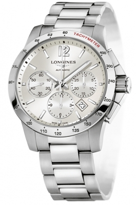 Longines Conquest Automatic Chronograph 41mm L2.743.4.76.6