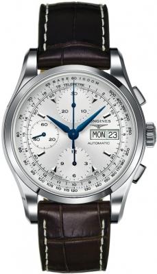 Longines Heritage Chronograph L2.747.4.72.2