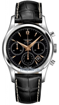 Longines Heritage Chronograph L2.750.4.56.0