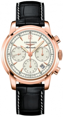 Longines The Saint-Imier Chronograph 41mm L2.752.8.72.3