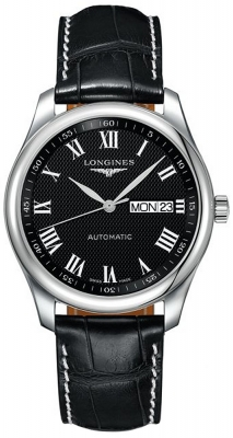 Longines Master Automatic 38.5mm L2.755.4.51.7