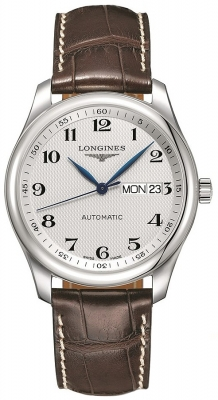 Longines Master Automatic 38.5mm L2.755.4.78.3