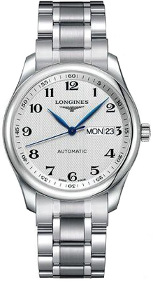Longines Master Automatic 38.5mm L2.755.4.78.6