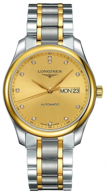 Longines Master Automatic 38.5mm L2.755.5.37.7