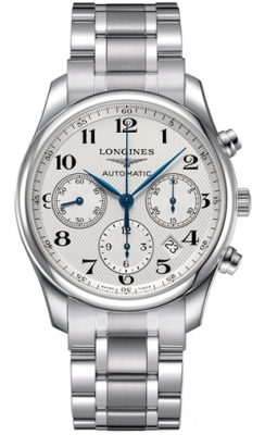 Longines Master Automatic Chronograph 42mm L2.759.4.78.6