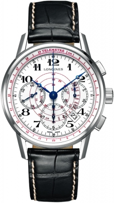 Longines Heritage Chronograph L2.780.4.18.2