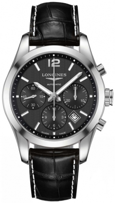 Longines Conquest Classic Automatic Chronograph 41mm L2.786.4.56.3