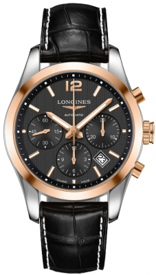 Longines Conquest Classic Automatic Chronograph 41mm L2.786.5.56.3