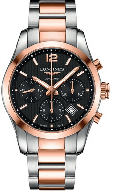 Longines Conquest Classic Automatic Chronograph 41mm L2.786.5.56.7