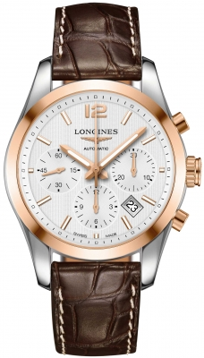 Longines Conquest Classic Automatic Chronograph 41mm L2.786.5.76.3